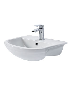 ELGIN SEMI RECESSED BASIN