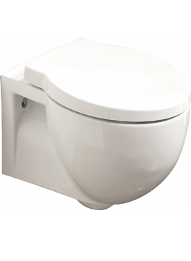 BRAEMER WALL HUNG PAN & SOFT CLOSE SEAT