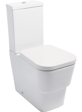 LOMOND WC PAN & SOFT CLOSE SEAT
