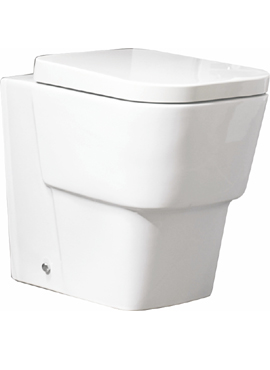 LOMOND BACK TO WALL PAN & SOFT CLOSE SEAT
