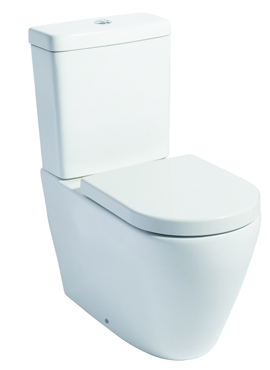 JURA WC WITH SOFT CLOSE SEAT