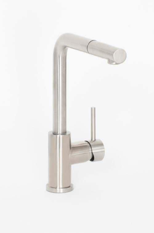 Stainless Steel kitchen taps