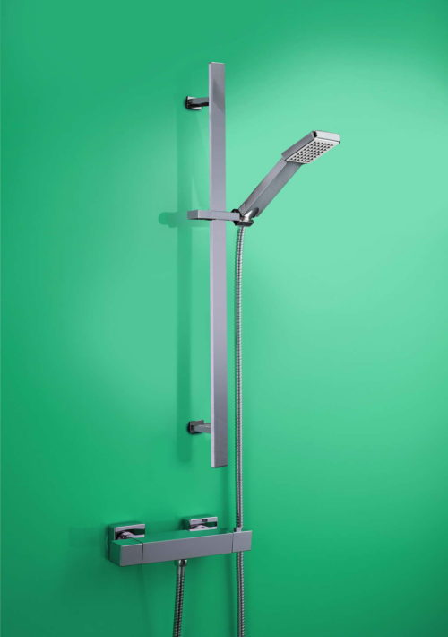 GALSTON THERMOSTATIC SHOWER VALVE & RISER RAIL KIT