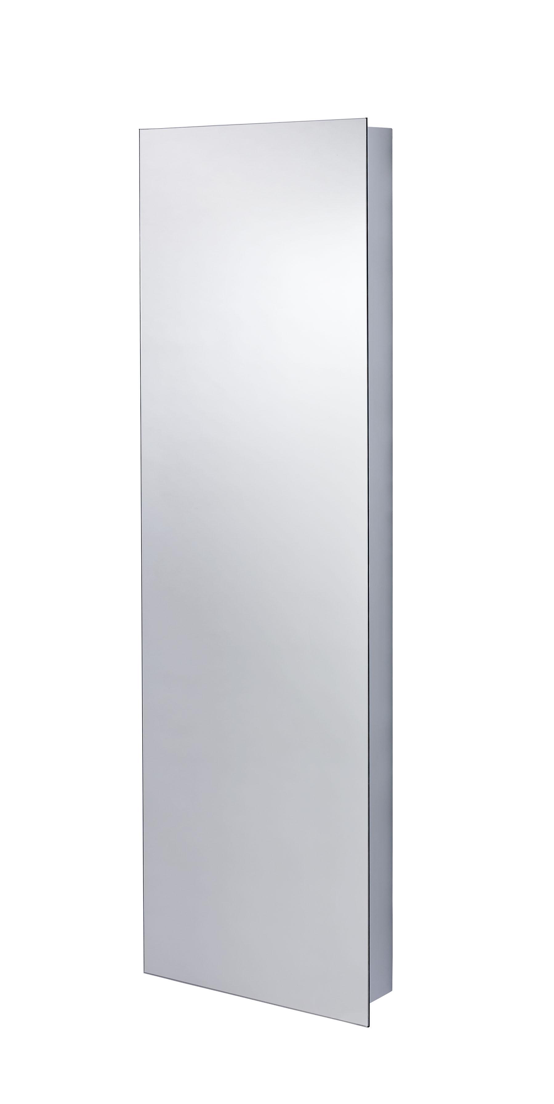 Iona 1400 Tall Boy Aluminium 1 Door Cabinet Bath Giant