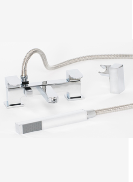 LOMOND BATH SHOWER MIXER & SHOWER KIT