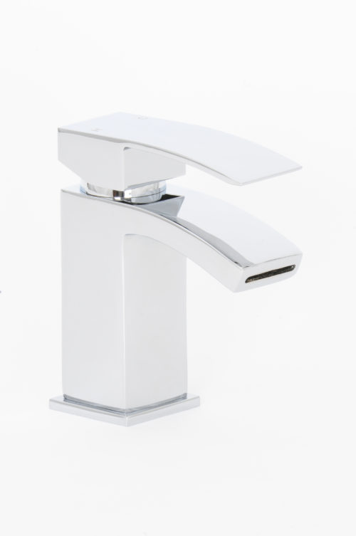 LAUDER MONO BASIN MIXER & PUSH WASTE