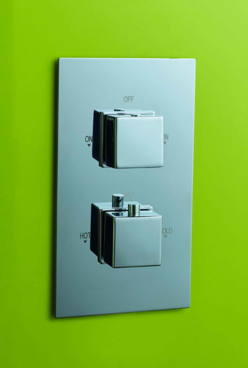 OBAN 2 PORT CONCEALED SHOWER VALVE
