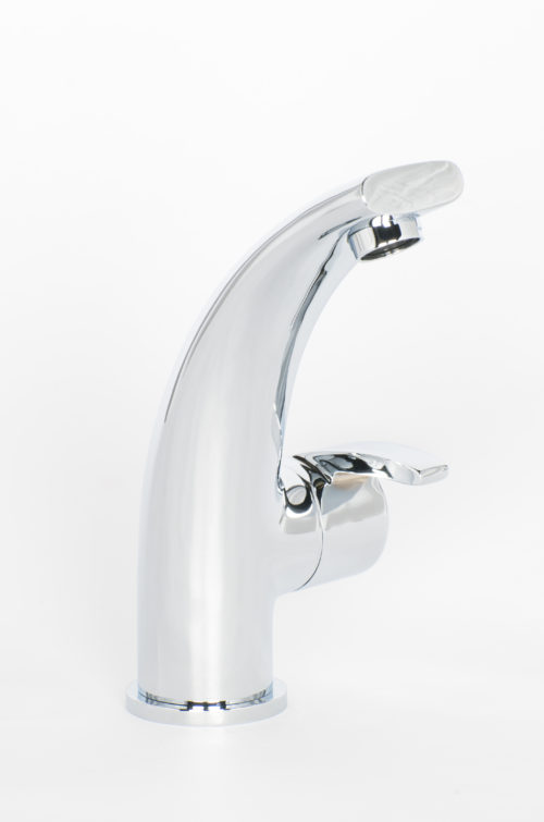 SELKRIK MONO BASIN MIXER & PUSH WASTE