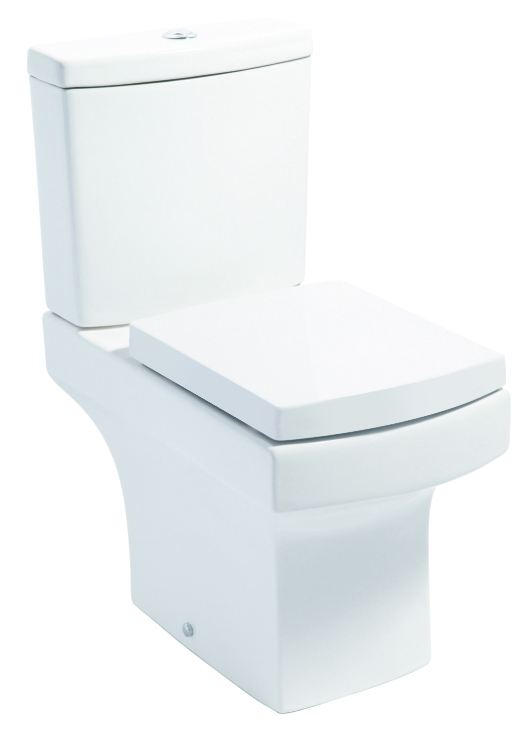 SKYE WC AND SOFT CLOSE SEAT