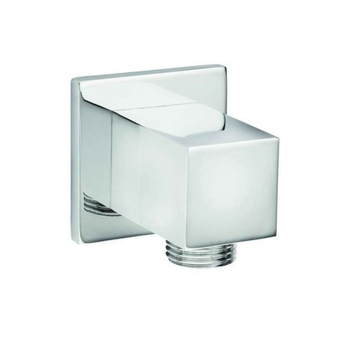 SQUARE SHOWER WALL OUTLET