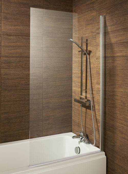 TROON SQUARE PROFILE OVER BATH SHOWER SCREEN