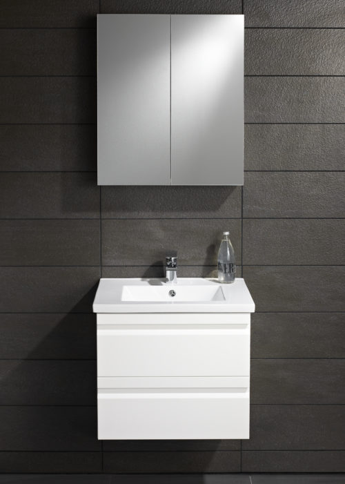 TROON WALL HUNG VANITY UNIT & BASIN