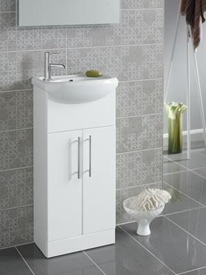 TURNBERRY 400 VANITY UNIT