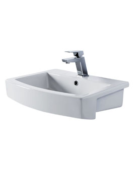 SKYE SEMI RECESSED BASIN