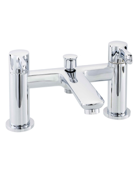LISMORE BATH SHOWER MIXER & SHOWER KIT