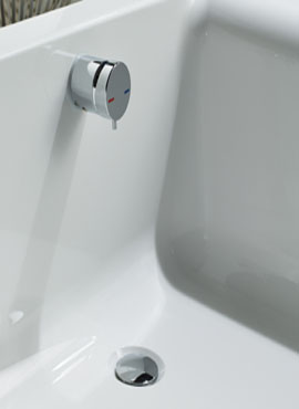 SELKRIK OVERFLOW BATH FILLER