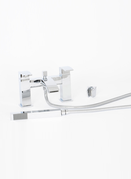 LAUDER BATH SHOWER MIXER & SHOWER KIT