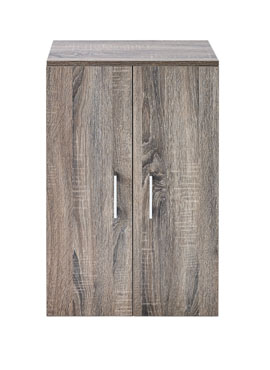 LOMOND 500MM TWO DOOR WALL HUNG UNIT