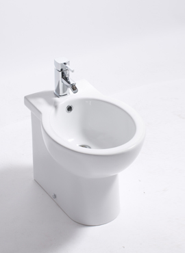 BRAEMAR BACK TO WALL BIDET