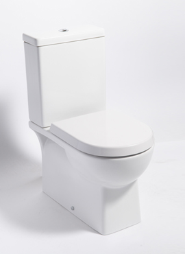 BOWMORE WC & LORA SOFT CLOSE SEAT