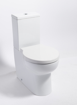 BRAEMER WC PAN & SOFT CLOSE SEAT