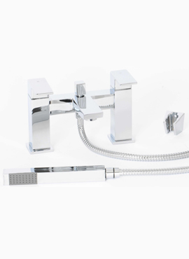 AROS BATH SHOWER MIXER & SHOWER KIT