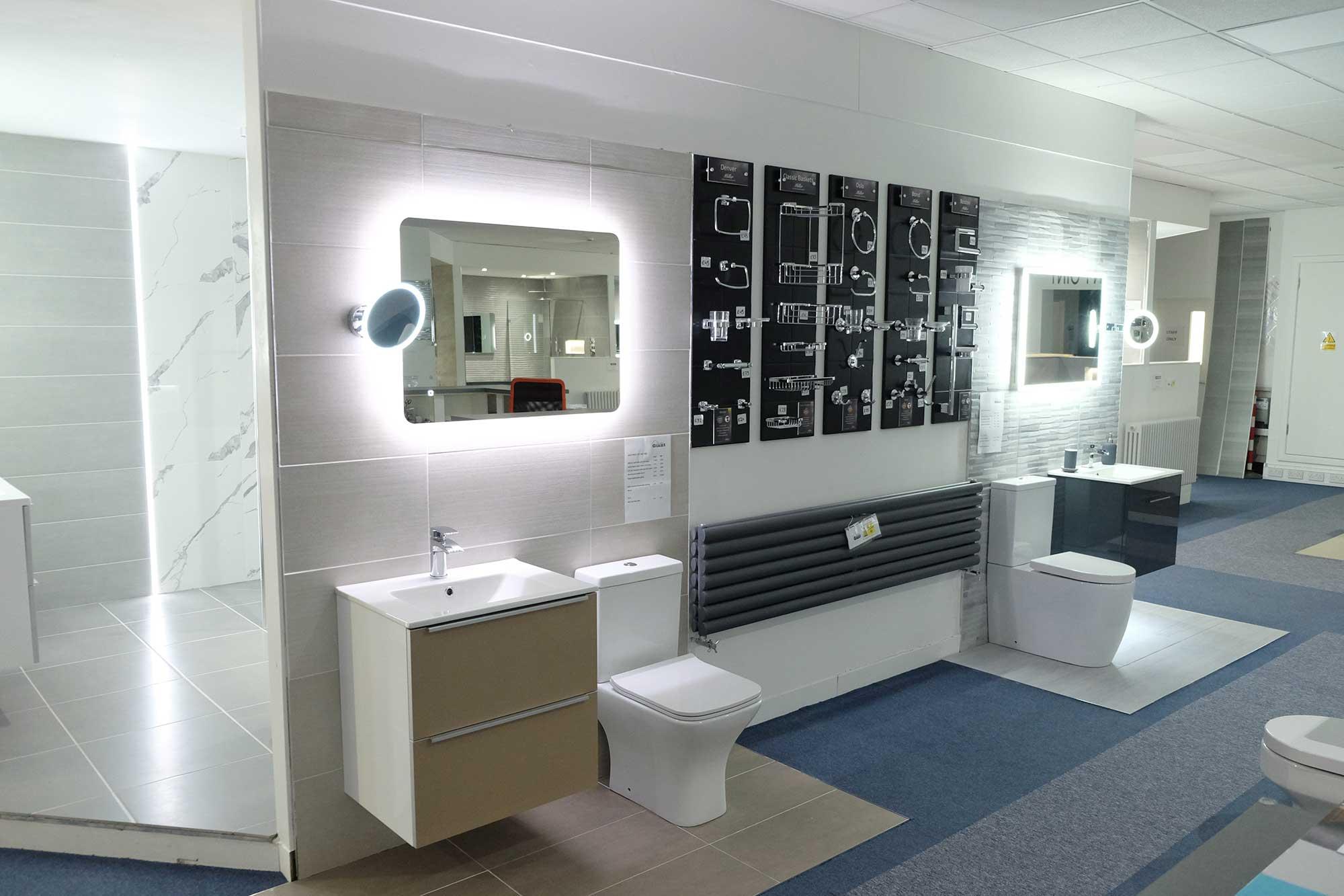 Bath Giant Showroom